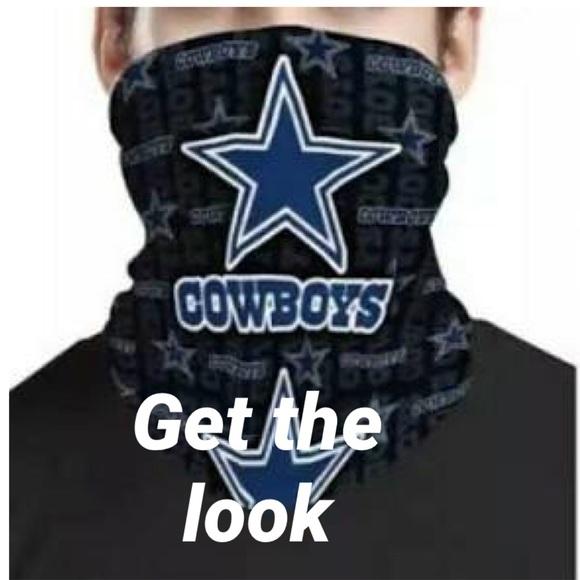 NWT 2 Dallas Cowboys Multifunctional Seamless Wear